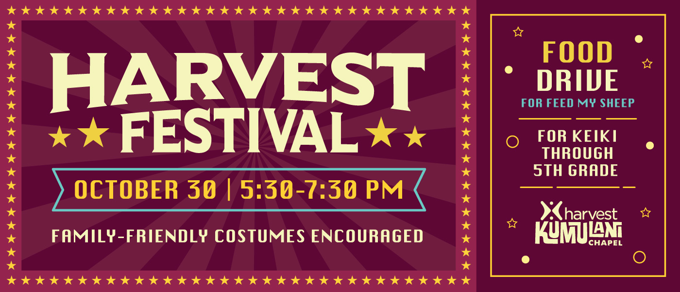 Harvest Festival 2021