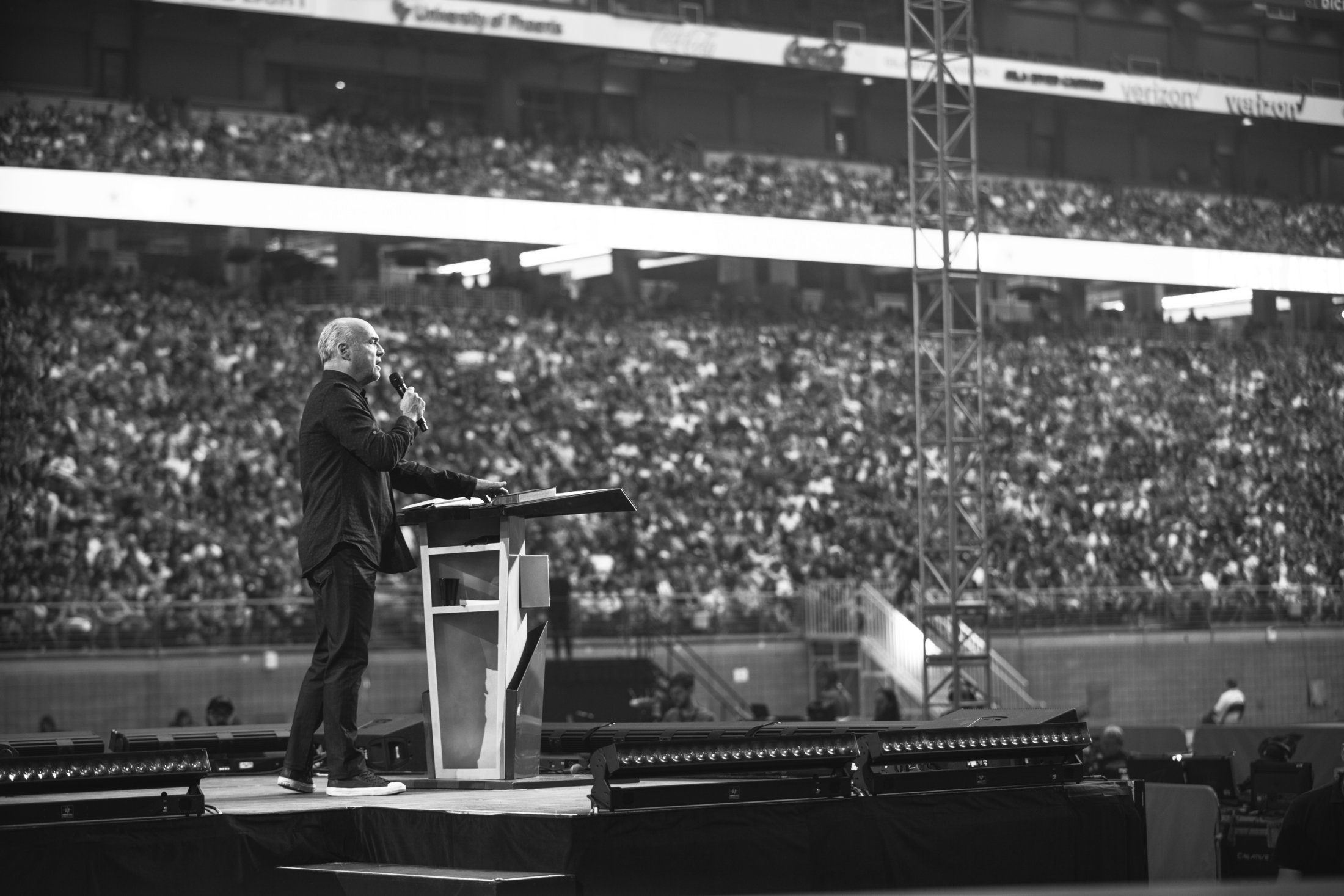 2017 Harvest America Photos