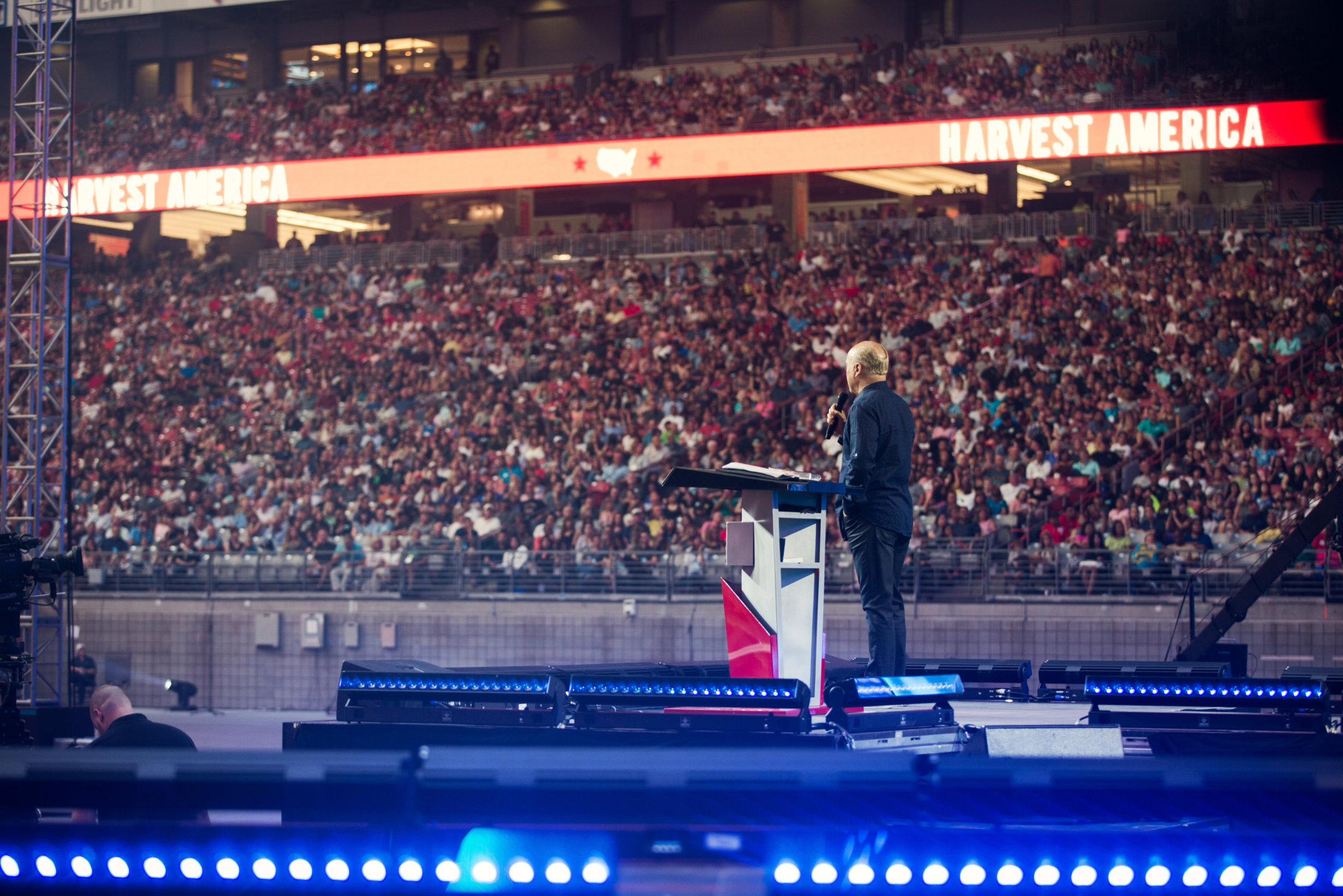 Harvest America B-Roll Video