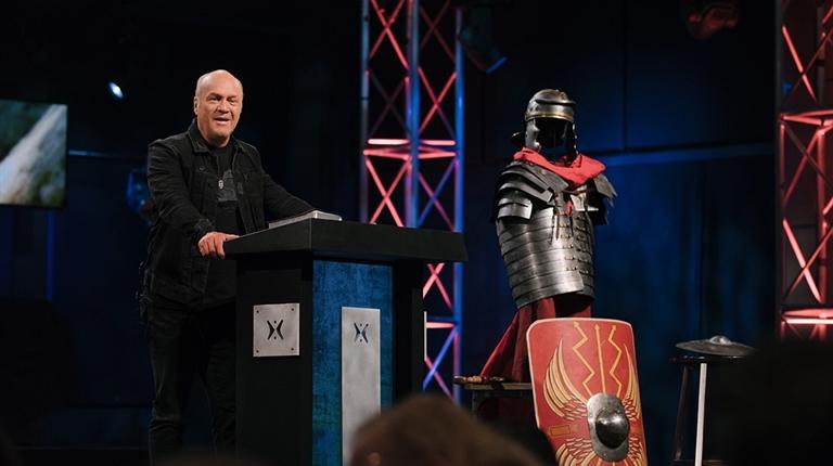 God's Strategy for Winning in Spiritual Warfare