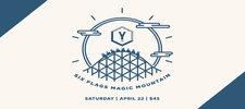 OC: Six Flags Magic Mountain