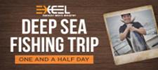 Excel Men's - Deep Sea Fishing Trip