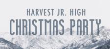 Jr. High Christmas Party