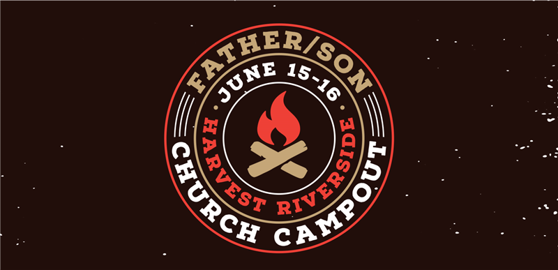 Father/Son Church Campout