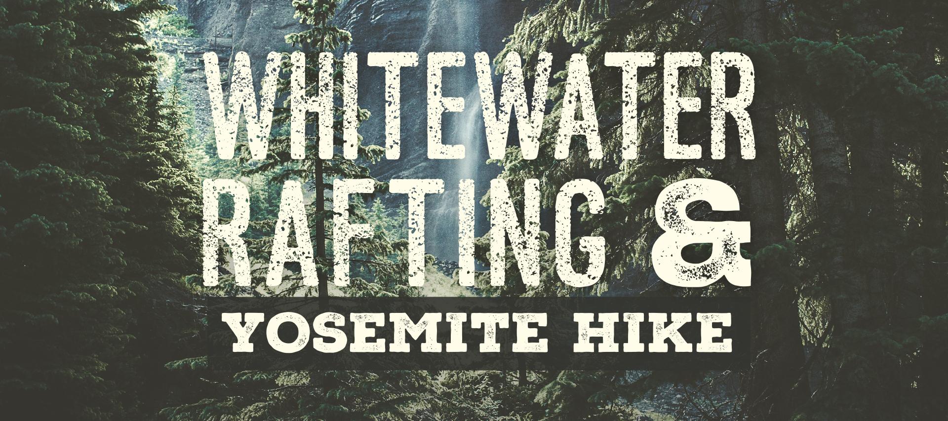 Men's Excel White Water Rafting 2018
