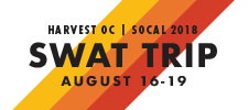 SoCal Harvest OC SWAT Trip 2018