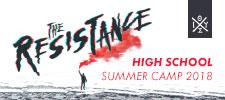 High School Summer Camp 2018