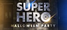 High School Super Hero Party