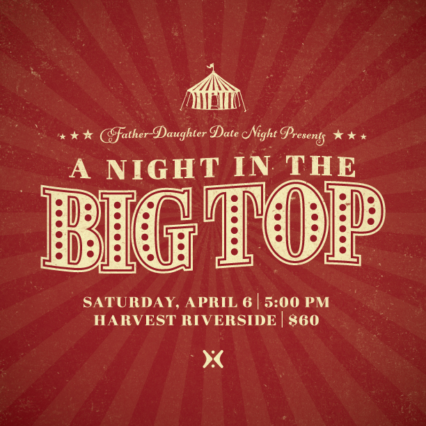 A night in the big top