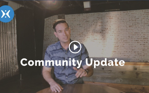 Jason Powell at with a Harvest Christian Fellowship Update 7/12/2019