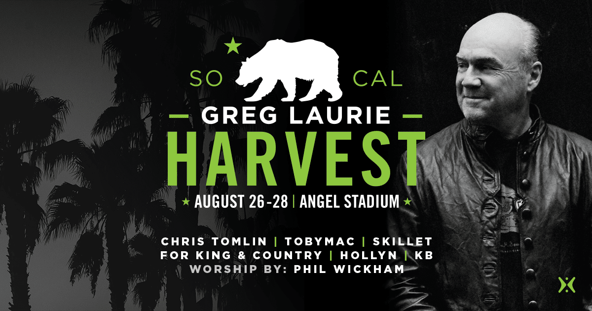 SoCal Harvest - Jesus loves you