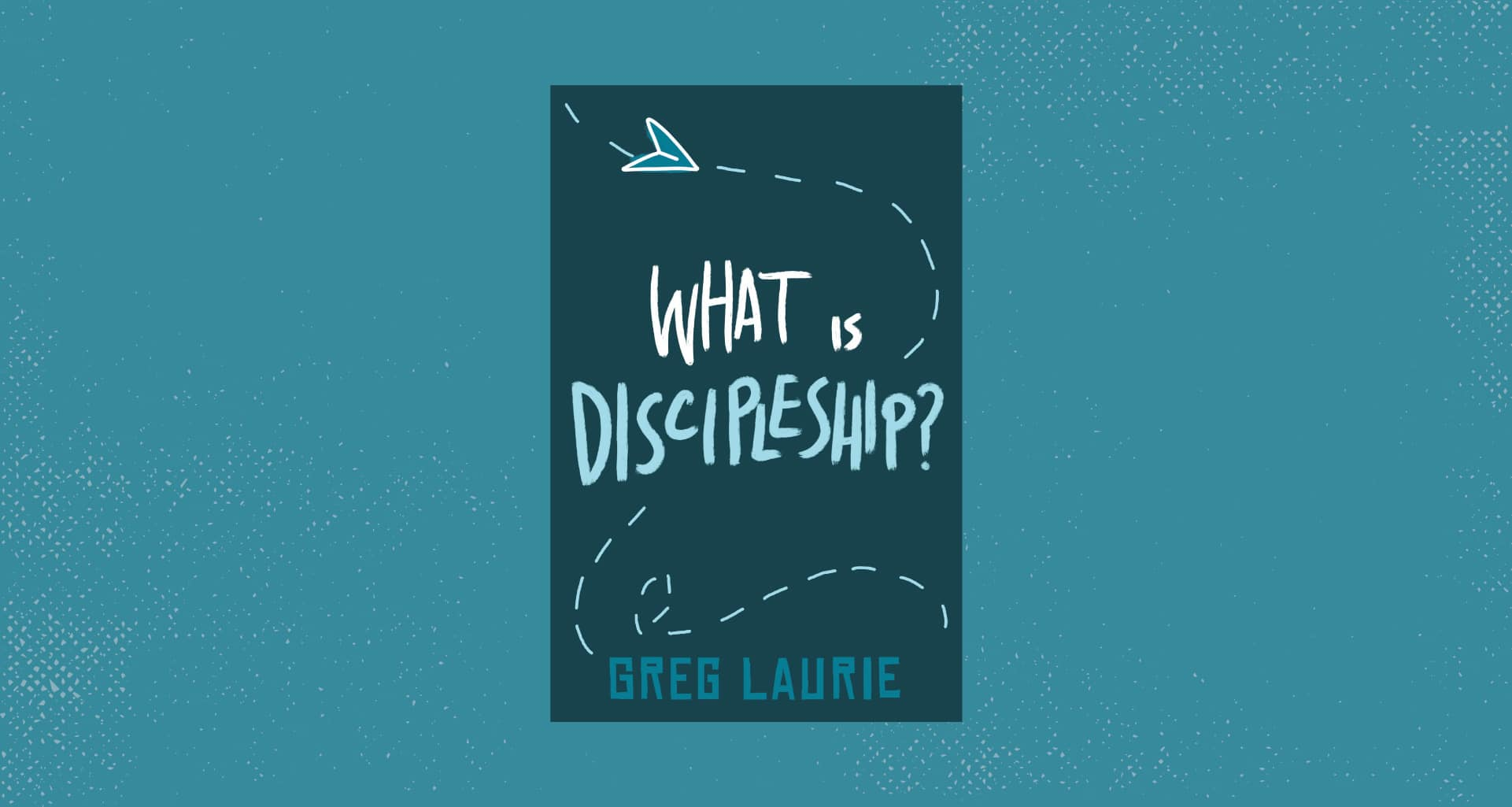 what is is discipleship greg laurie e-book cover