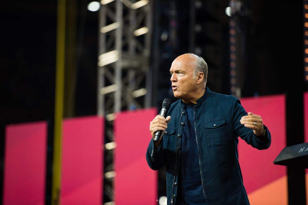 Greg Laurie Show us the way to revival at 2018 SoCal Harvest
