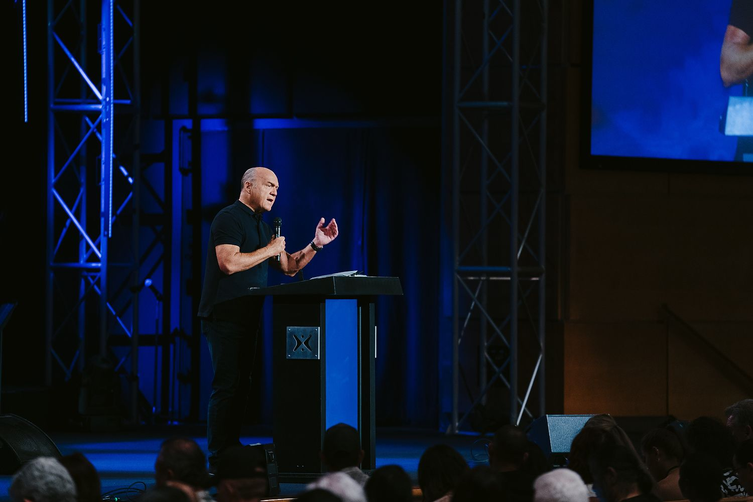 "Pastor Greg Laurie shares a message from Romans 15 titled ""Hope Is on the Way"" in our Sunday Morning"" series at Harvest Christian Fellowship."