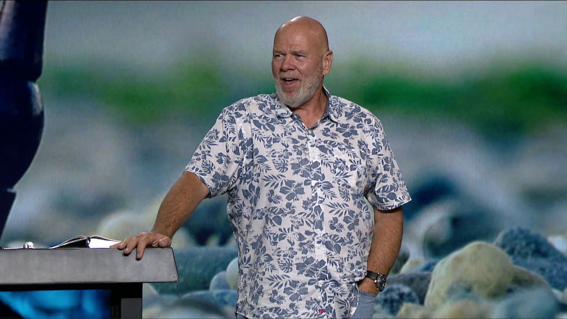 """Pastor Jeff Lasseigne shares a message from Revelation 13 titled """"Counterfeit Christ"""" in our Wednesday evening series at Harvest Christian Fellowship."""