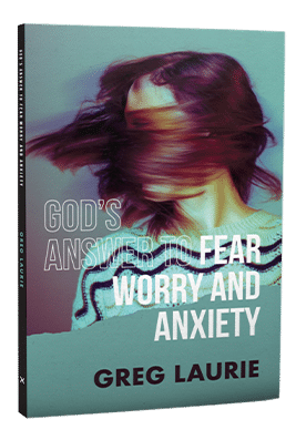 God's Answer to Fear, Worry, and Anxiety - Book