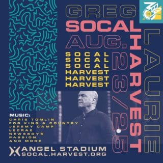 2019 SoCal Harvest with Greg Invite