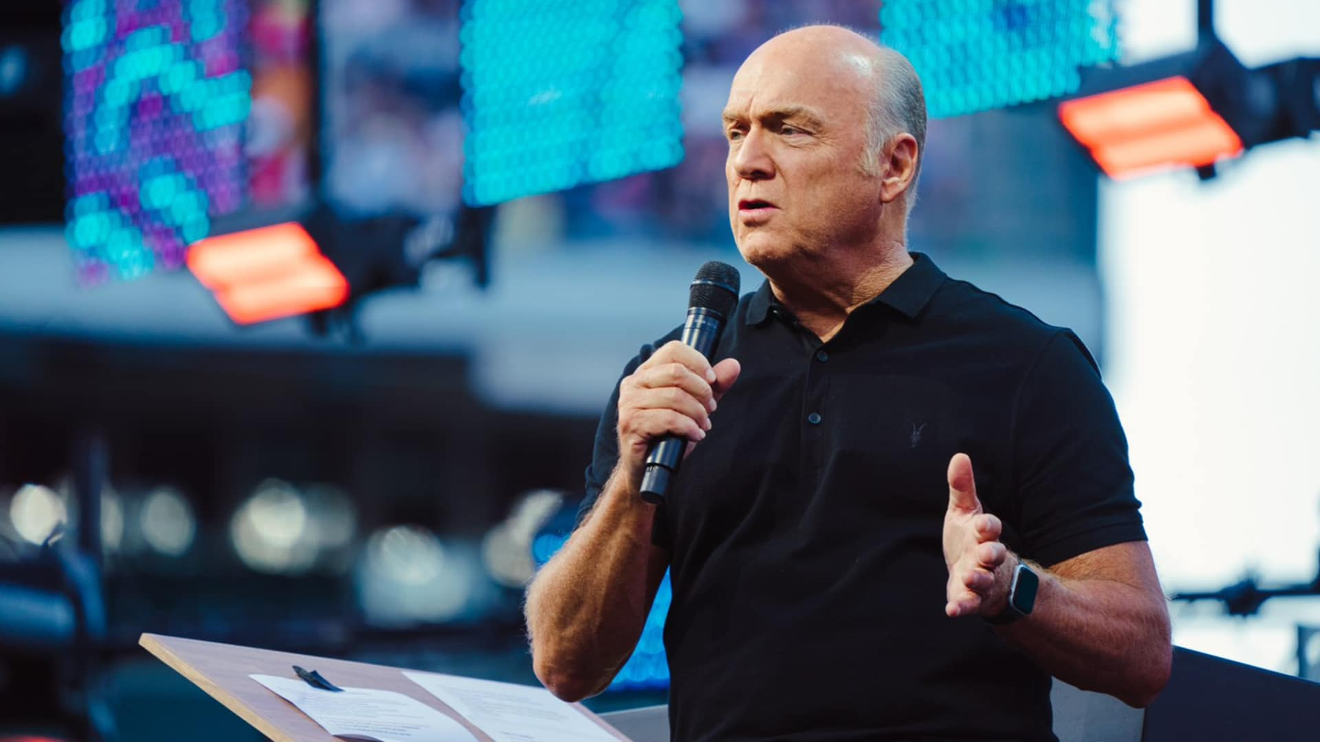"""Heaven, Happiness, and Hope,"" with Greg Laurie at SoCal Harvest"