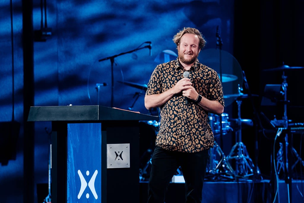 """In this webcast, Pastor Jonathan Laurie shares a message from Proverbs 3 titled """"No Bad Days"""" at Harvest Christian Fellowship"""