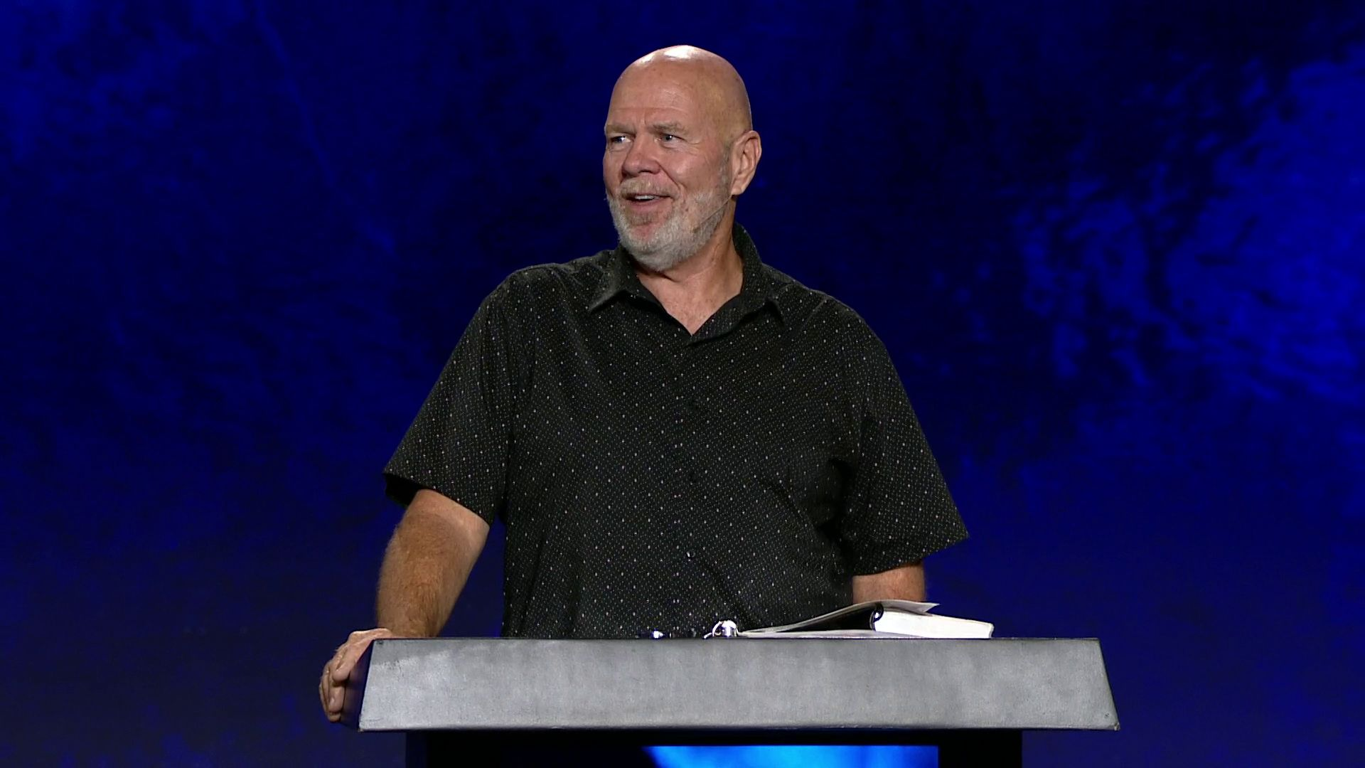 """PastorJeff Lasseigneshares a message from the book of Revelation titled """"Is this Heaven?"""" in ourWednesday evening seriesatHarvest Christian Fellowship."""