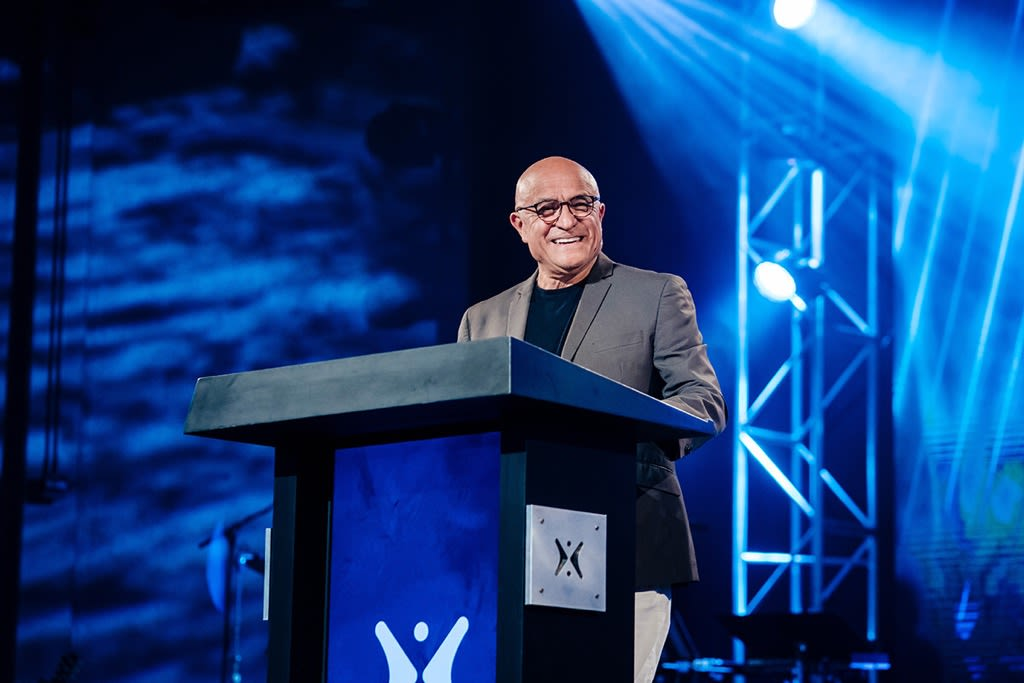 """Pastor Pancho Juarez shares a message from Acts 8 titled """"The City That Found Great Joy"""" in our """"Thursday Evening"""" series at Harvest Christian Fellowship."""