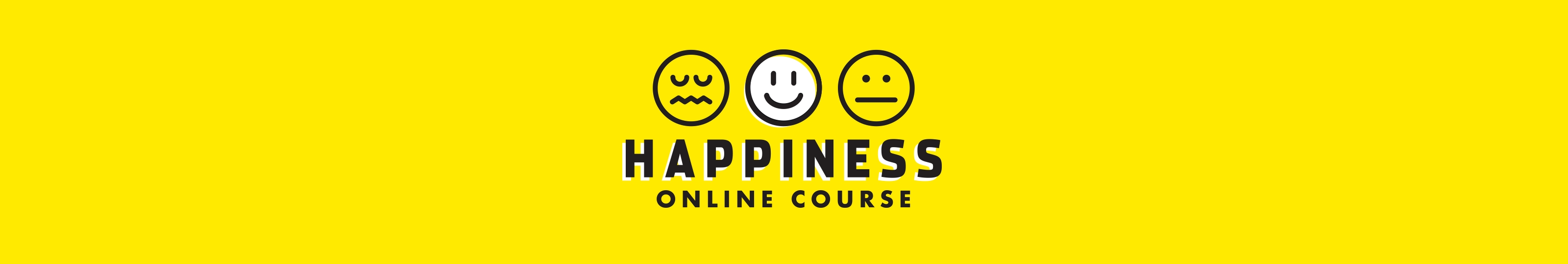 Happiness Online Course