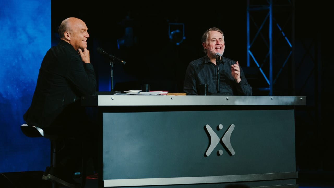 Heaven, Happiness, and Hope with Greg Laurie and Randy Alcorn