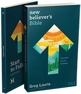 New Believer's Bible | Start to Follow - Bundle