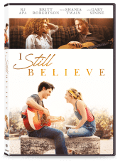 I Still Believe - DVD