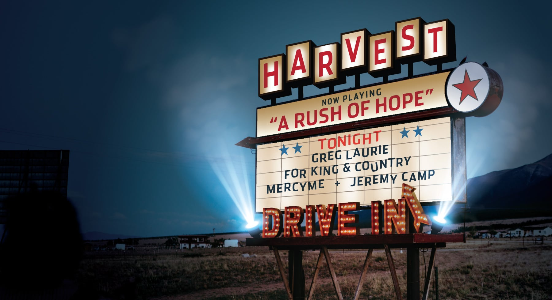 Watch A Rush of Hope - On Demand