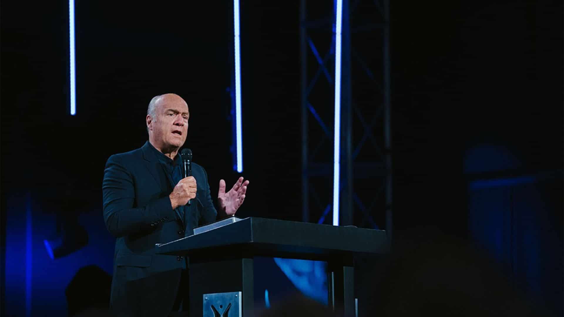 """Pastor and teacher Greg Laurie shares a message from John 21 in our Easter Sunday Message at Harvest Christian Fellowship titled, """"The Day Death Died"""""""
