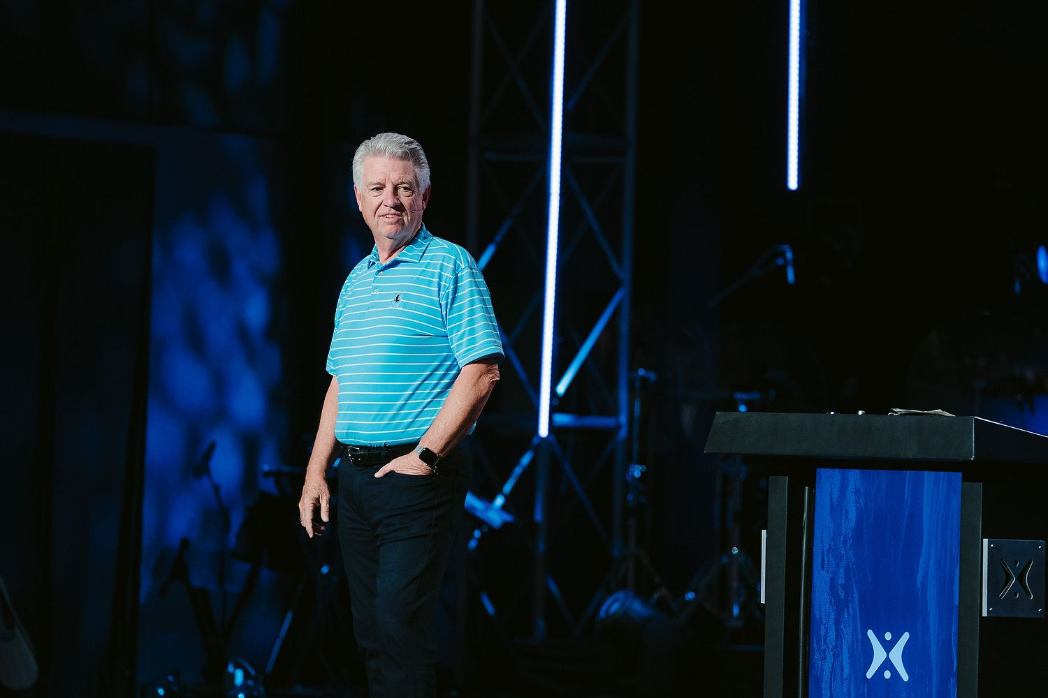 """Dr. Jack Graham shares a message from Hebrews 12 titled """"Unseen"""" in our """"Sunday Morning"""" series at Harvest Christian Fellowship."""