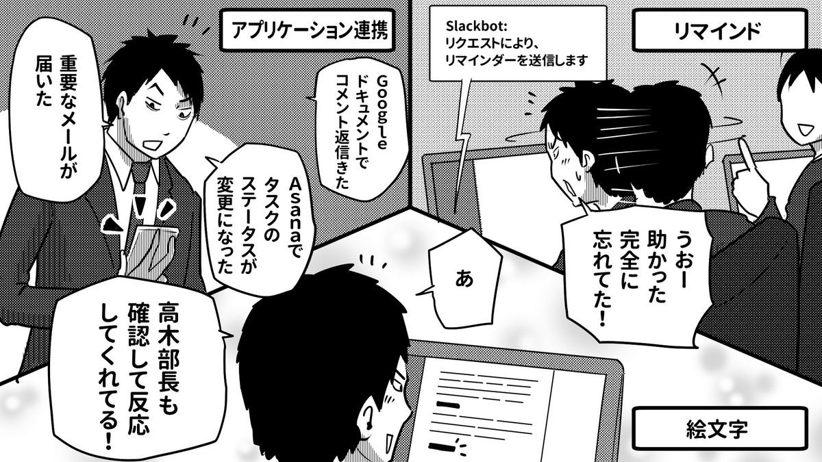 Slack(スラック)の特長比較