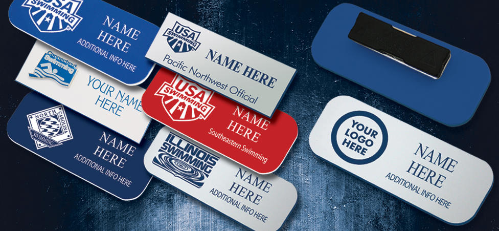 CUSTOM LASER ENGRAVED NAME TAGS