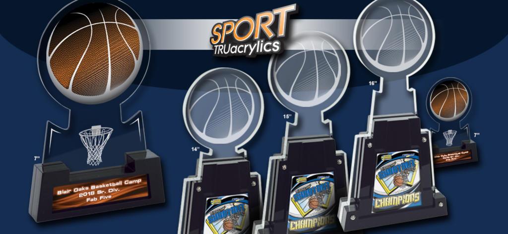 BASKETBALL SPORT TRUacrylics