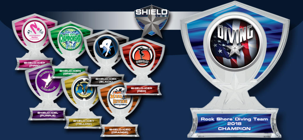 EXCLUSIVE SHIELD ICE AWARDS