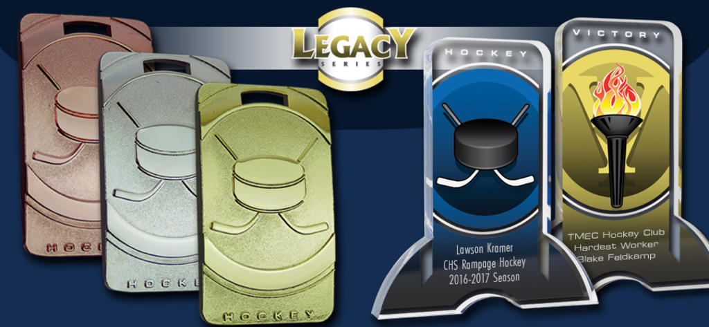 LEGACY SERIES OF AWARDS
