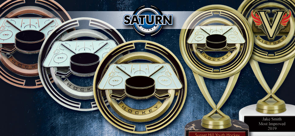 Saturn Line of Medals & Die-Cast Figures