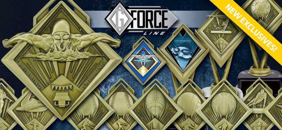 NEW G-FORCE LINE!