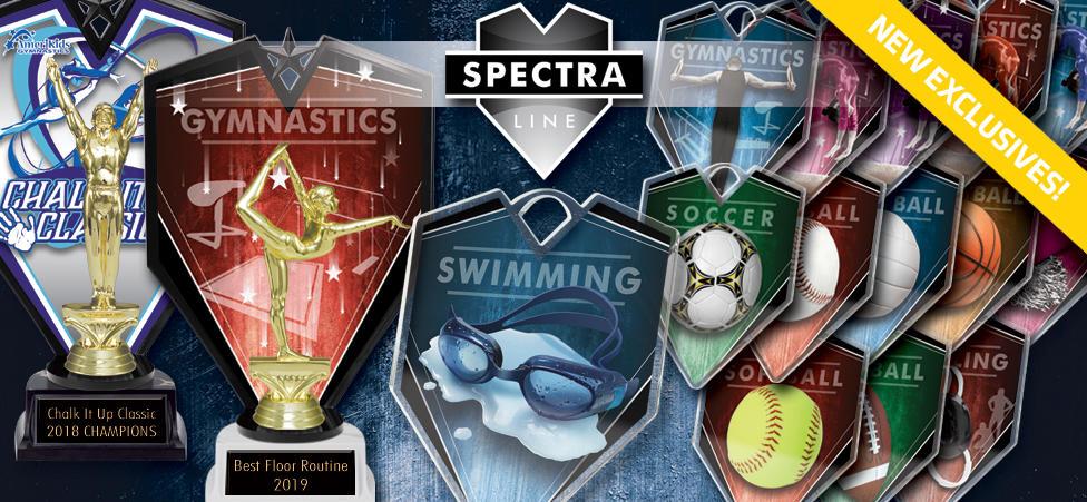 NEW SPECTRA LINE!