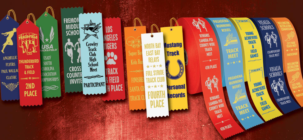 LET US BE YOUR CUSTOM RIBBON SUPPLIER