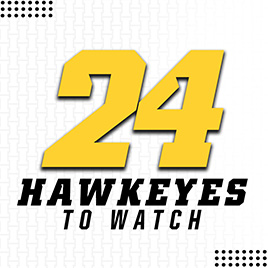 24 Hawkeyes to Watch insert