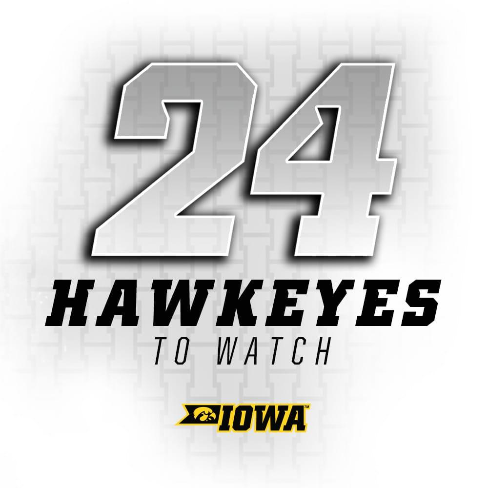 24 Hawkeyes insert