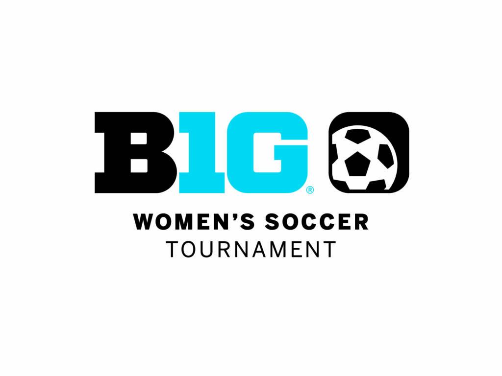 Big Ten Women's Soccer Tournament Logo