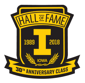 2018 Hall of Fame logo
