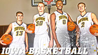 Iowa Men's Basketball Wallpaper