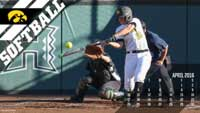 Iowa Softball April Thumbnail