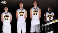 Iowa Men's Basketball November Wallpaper