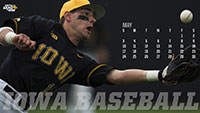 Iowa Baseball Wallpaper