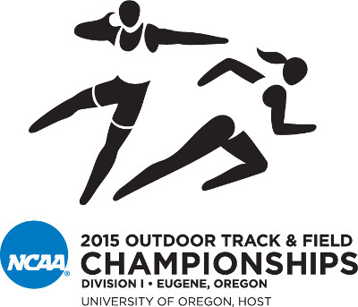 2015 NCAA Outdoor Track and Field Championships logo